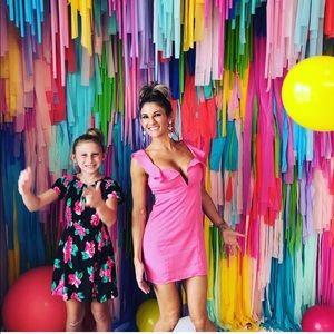 Pink XS lovers + Friends dress